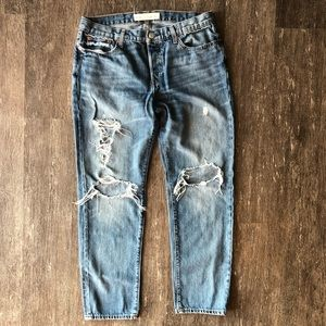‼️ 2/$30 GAP Relaxed Boyfriend Jeans